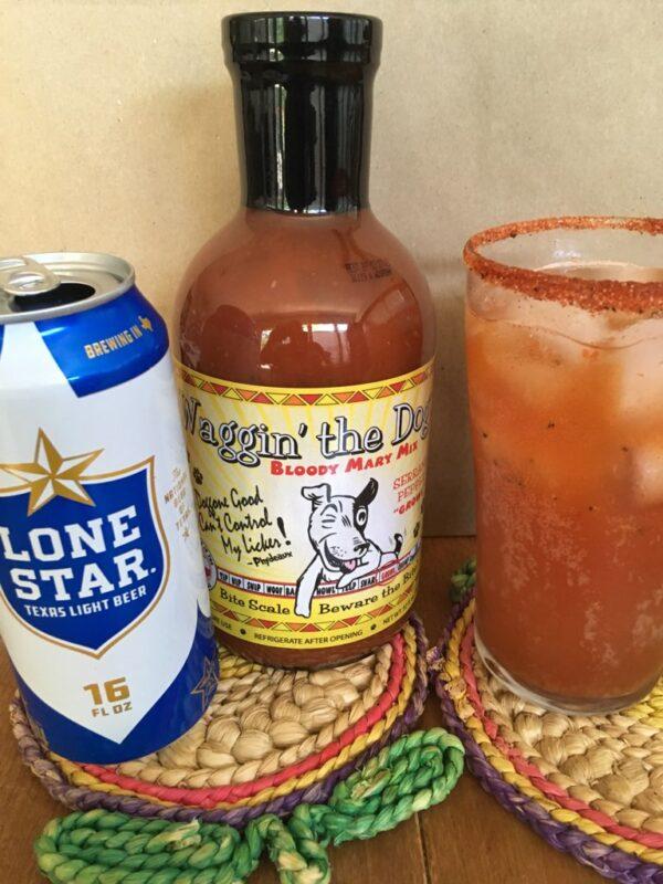 Serrano Bloody Mary Mix